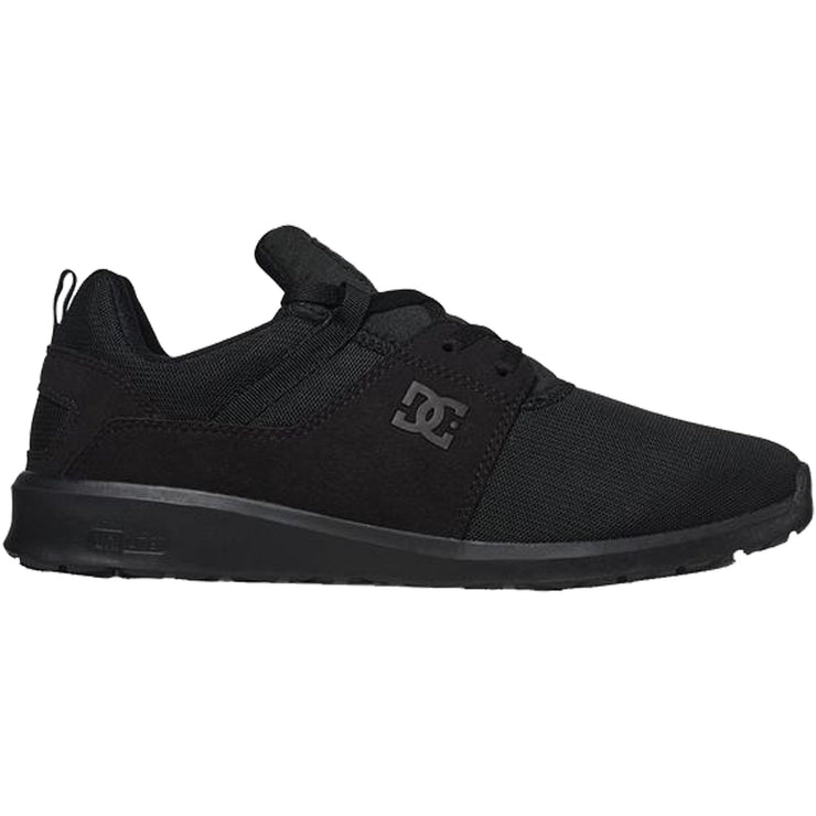 Surf Shop, Surf Clothing, DC Shoes, Heathrow Shoe, Shoes, Black/Black/Black