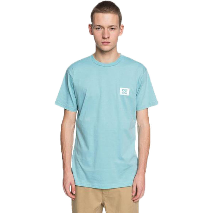 Surf Shop, Surf Clothing, DC Shoes, Stage Box, Tshirt, Marine Blue