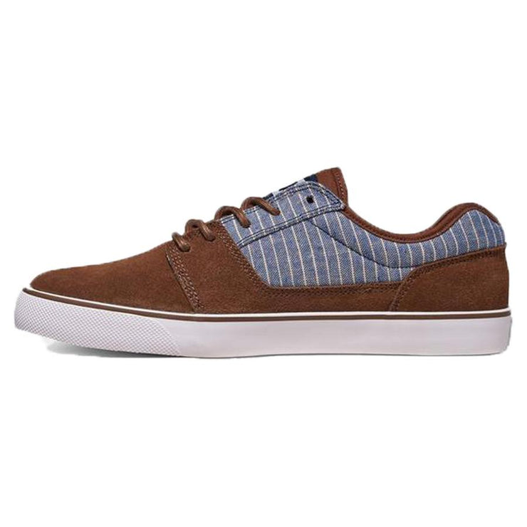 Surf Shop, Surf Clothing, DC Shoes, Tonik SE, Shoe, Brown/Blue