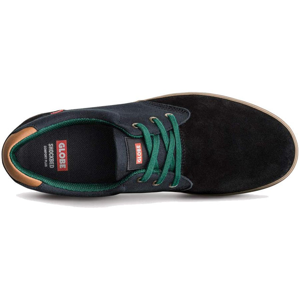 Surf Shop, Surf Clothing, DC Shoes, Winslow, Shoes, Black/Green/Gum