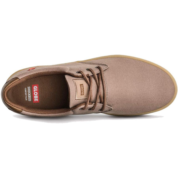 Surf Shop, Surf Clothing, DC Shoes, Winslow, Shoes, Woodsmoke/Crepe