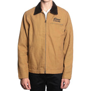 Surf Shop, Surf Clothing, Deus, Address Workwear Jacket, Jackets, Black