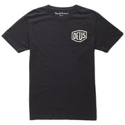 Surf Shop, Surf Clothing, Deus, Venice Address SS, T-Shirts, Black