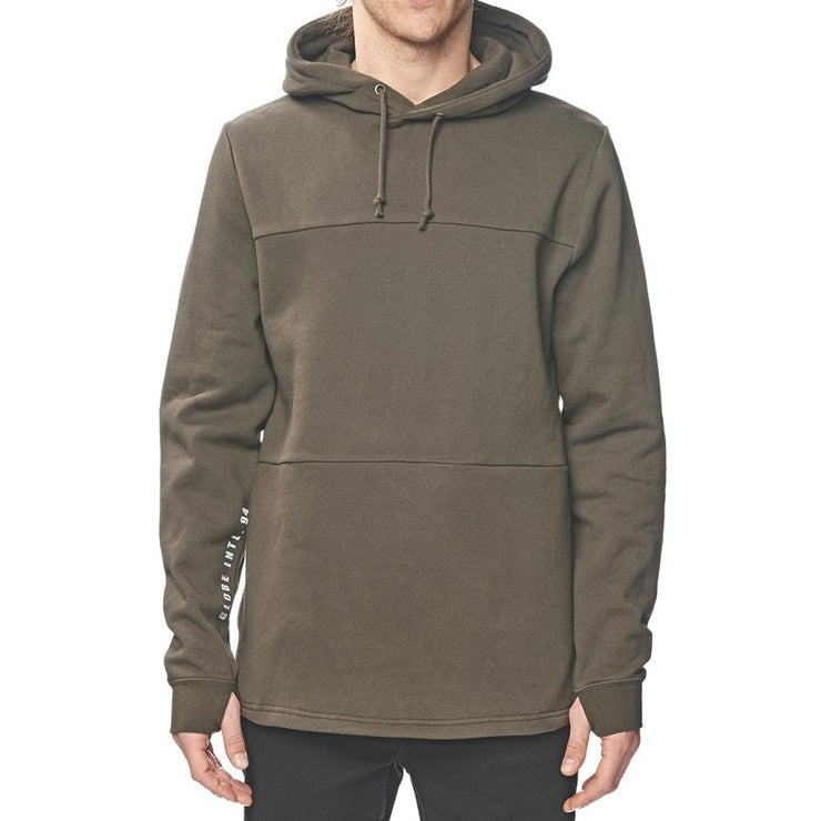 Surf Shop, Surf Clothing, Globe, Argo II Hoodie, Hoodies, Dusty Olive