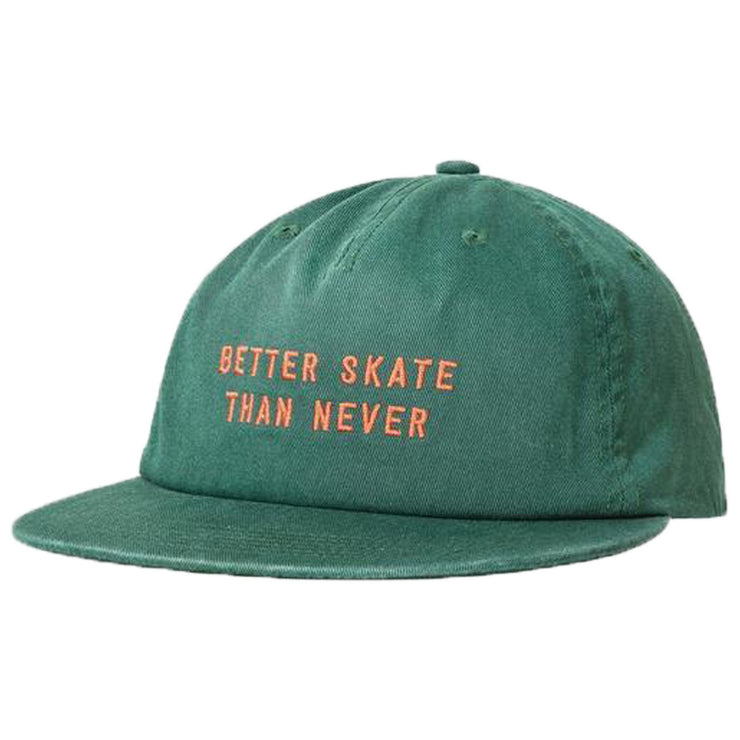 Surf Shop, Surf Clothing, Globe, Better Skate Low Rise, Cap, Bottle Green