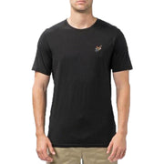 Surf Shop, Surf Clothing, Globe, Buggin Out Tee, Tshirt, Black