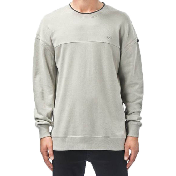 Surf Shop, Surf Clothing, Globe, Dion Pointer Crew, Sweatshirt, Birch
