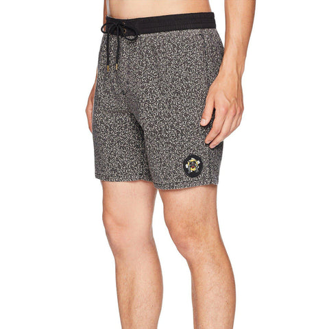Surf Shop, Surf Clothing, Globe, Distance Poolshort, Shorts, Black