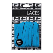 Surf Shop, Surf Clothing, Globe, Flat Shoe Laces, Shoes, Blue