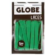 Surf Shop, Surf Clothing, Globe, Flat Shoe Laces, Shoes, Green