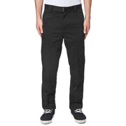 Surf Shop, Surf Clothing, Globe, G.05 Goodstock Worker FL, Pants, Black