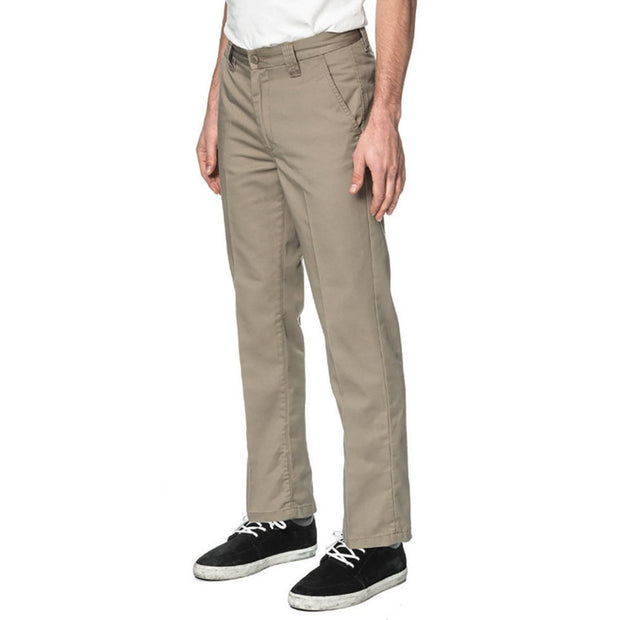 Surf Shop, Surf Clothing, Globe, G.05 Goodstock Worker FL, Pants, Khaki