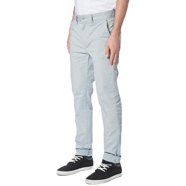 Surf Shop, Surf Clothing, Globe, Goodstock Chino, Pants, Lunar Grey