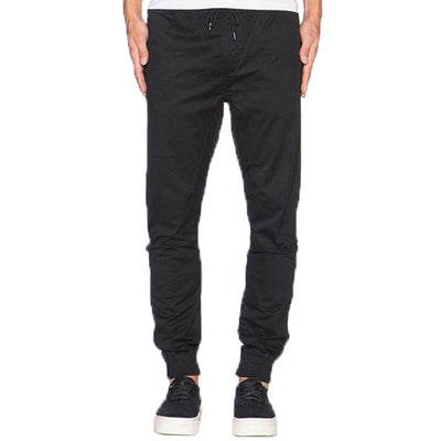 Surf Shop, Surf Clothing, Globe, Goodstock Jogger, Pants, Black