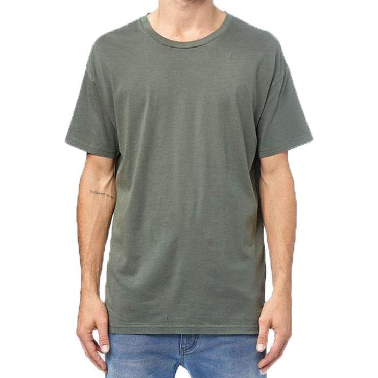 Surf Shop, Surf Clothing, Globe, Goodstock Tee, Tshirt, Woodland Green