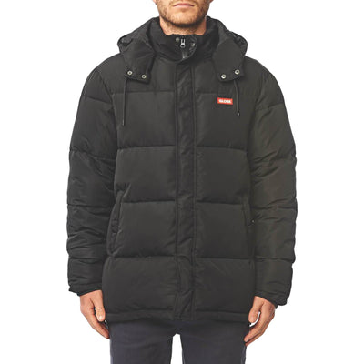 Surf Shop, Surf Clothing, Globe, Ignite Puffer Jacket, Jackets, Black