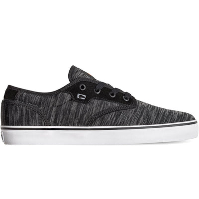 Surf Shop, Surf Clothing, Globe, Motley, Shoes, Mottled Knit/Black