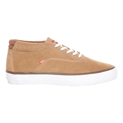 Surf Shop, Surf Clothing, Globe, Sprout Mid, Shoes, Dark Caramel/White