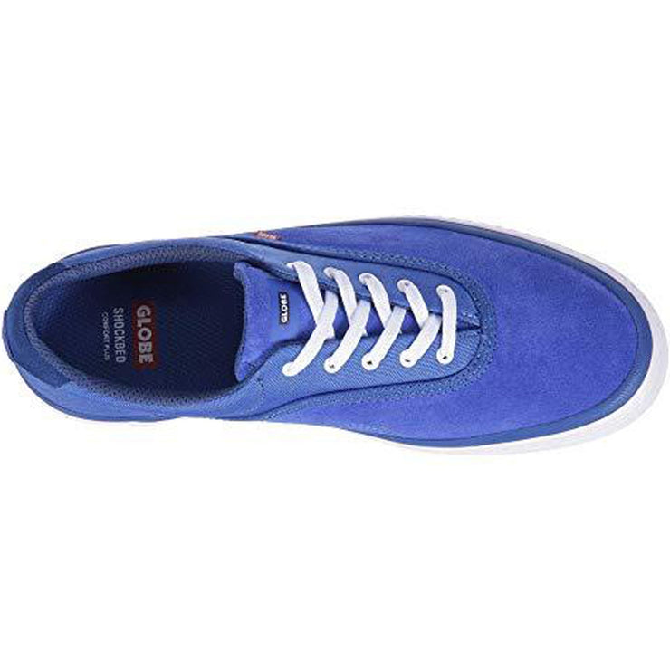 Surf Shop, Surf Clothing, Globe, Sprout, Shoes, Blue