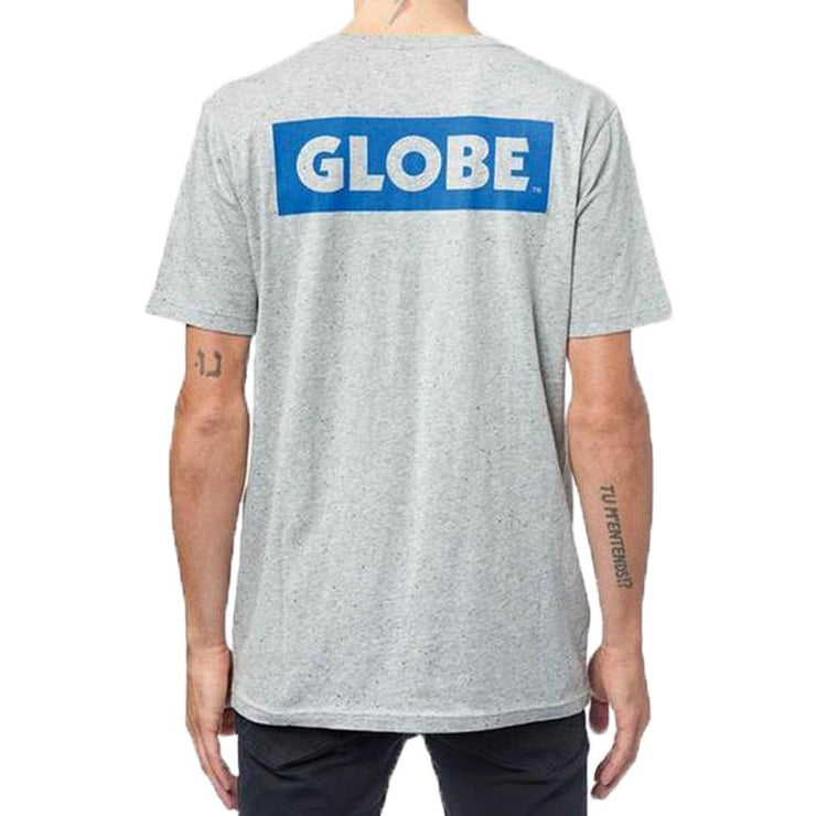 Surf Shop, Surf Clothing, Globe, Sticker II Tee, Tshirt, Lunar Neptune
