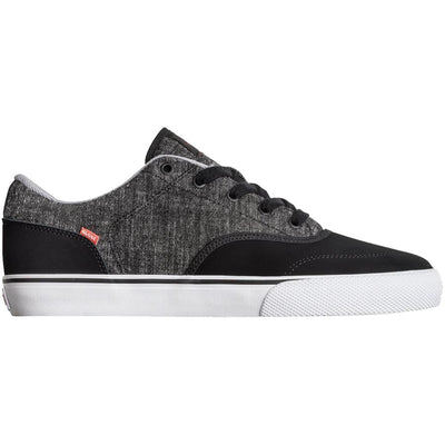 Surf Shop, Surf Clothing, Globe, Tribe, Shoes, Black Twill/Black