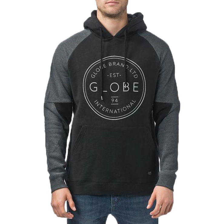 Surf Shop, Surf Clothing, Globe, Winson, Hoodie, Vintage Black