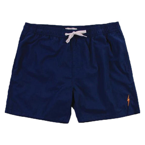 Surf Shop, Surf Clothing, Lightning Bolt, Plain Turtle Boardshort, Shorts, Mood Indigo