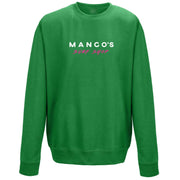 Green Mango Surfing Jumper Crew