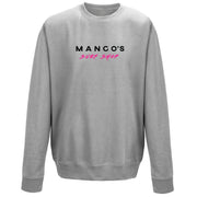 Surf Shop, Surf Clothing, Mango Surfing, Mango Basic Crew, Classic Colours, Sweatshirts, Heather Grey