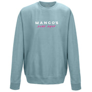 Surf Shop, Surf Clothing, Mango Surfing, Mango Basic Crew, Classic Colours, Sweatshirts, Sky Blue