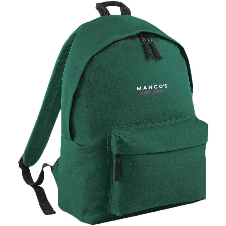 Surf Shop, Surf Clothing, Mango Surfing, New Mango Backpack, Bags, Bottle Green