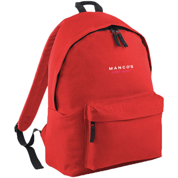 Surf Shop, Surf Clothing, Mango Surfing, New Mango Backpack, Bags, Bright Red