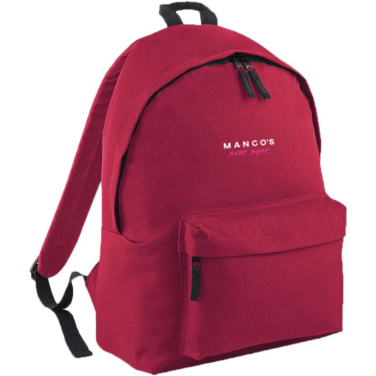 Surf Shop, Surf Clothing, Mango Surfing, New Mango Backpack, Bags, Claret