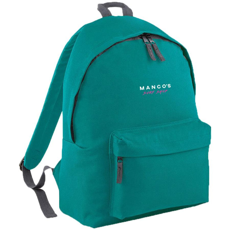 Surf Shop, Surf Clothing, Mango Surfing, New Mango Backpack, Bags, Emerald