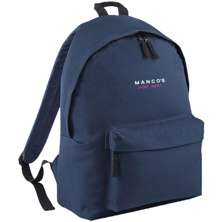 Surf Shop, Surf Clothing, Mango Surfing, New Mango Backpack, Bags, French Navy