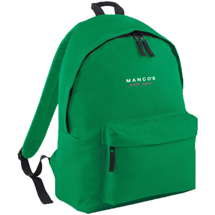 Surf Shop, Surf Clothing, Mango Surfing, New Mango Backpack, Bags, Kelly Green