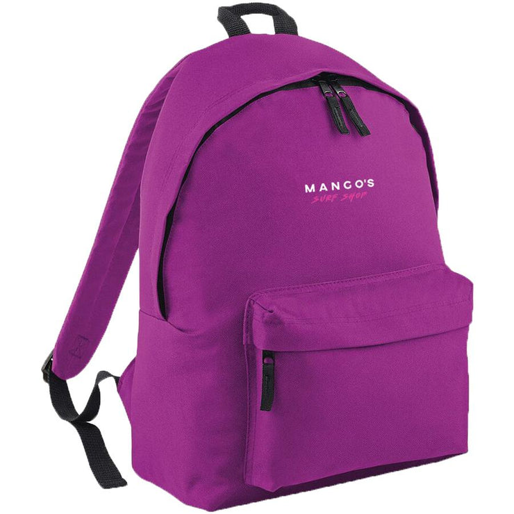 Surf Shop, Surf Clothing, Mango Surfing, New Mango Backpack, Bags, Magenta