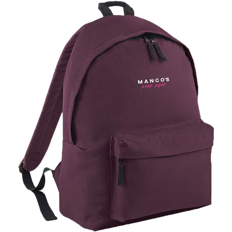 Surf Shop, Surf Clothing, Mango Surfing, New Mango Backpack, Bags, Plum