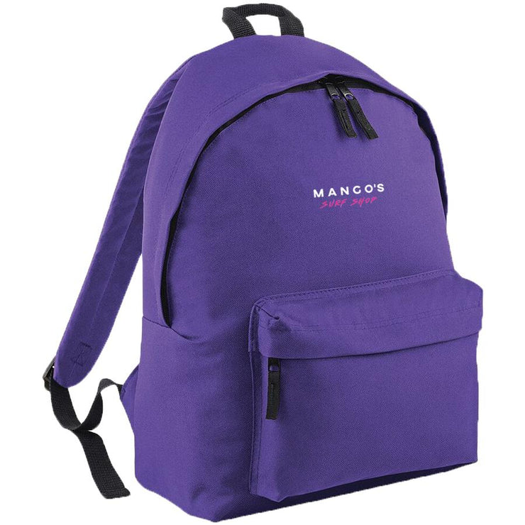 Surf Shop, Surf Clothing, Mango Surfing, New Mango Backpack, Bags, Purple