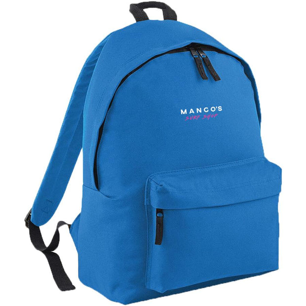 Surf Shop, Surf Clothing, Mango Surfing, New Mango Backpack, Bags, Sapphire Blue