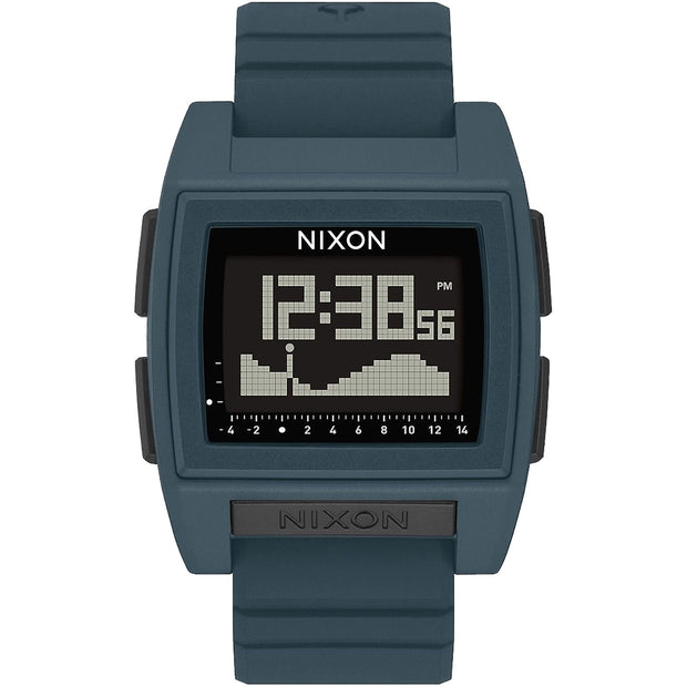 Surf Shop, Surf Clothing, Nixon, Base Tide Pro, Watch, Dark Slate