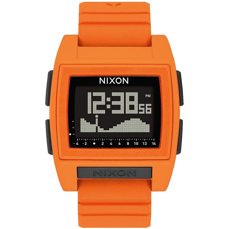 Surf Shop, Surf Clothing, Nixon, Base Tide Pro, Watch, Orange