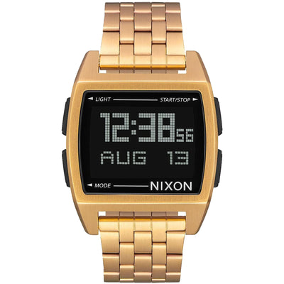 Surf Shop, Surf Clothing, Nixon, Base, Watch, All Gold