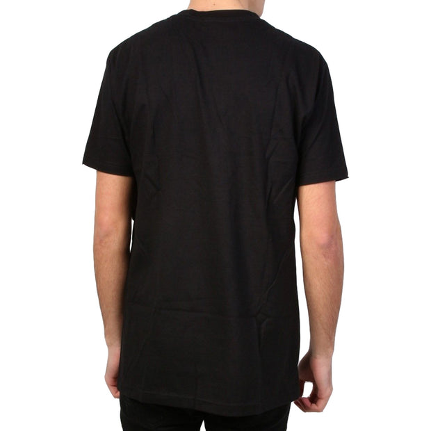 Surf Shop, Surf Clothing, Nixon, Basis II SS Tee, T-Shirts, Black/White