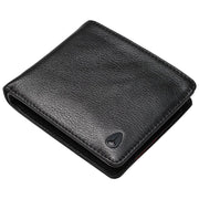 Surf Shop, Surf Clothing, Nixon, Pass Leather Coin, Wallet, Black