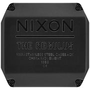 Surf Shop, Surf Clothing, Nixon, Regulus 46mm, Watch, All Black