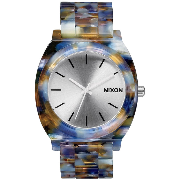 Surf Shop, Surf Clothing, Nixon, Time Teller Acetate, Watch, Watercolour Acetate