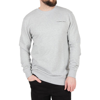 Surf Shop, Surf Clothing, Passenger, Sprocket Sweatshirt, Sweatshirts, Grey Marl