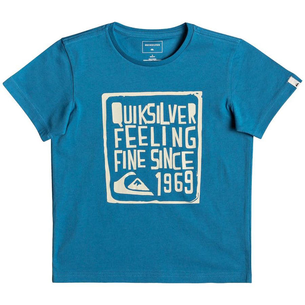 Surf Shop, Surf Clothing, Quiksilver, Boy Feel Fine, Tshirt, Southern Ocean