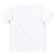 Surf Shop, Surf Clothing, Quiksilver, Boy Feel Fine, Tshirt, White